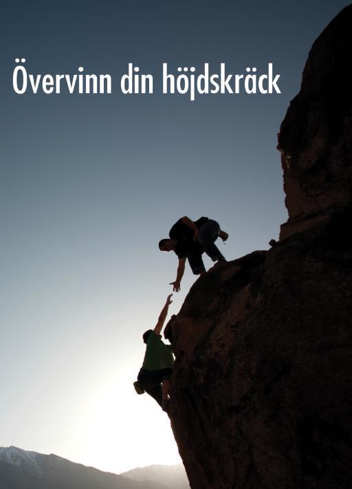 Böcker Övervinn din höjdskräck