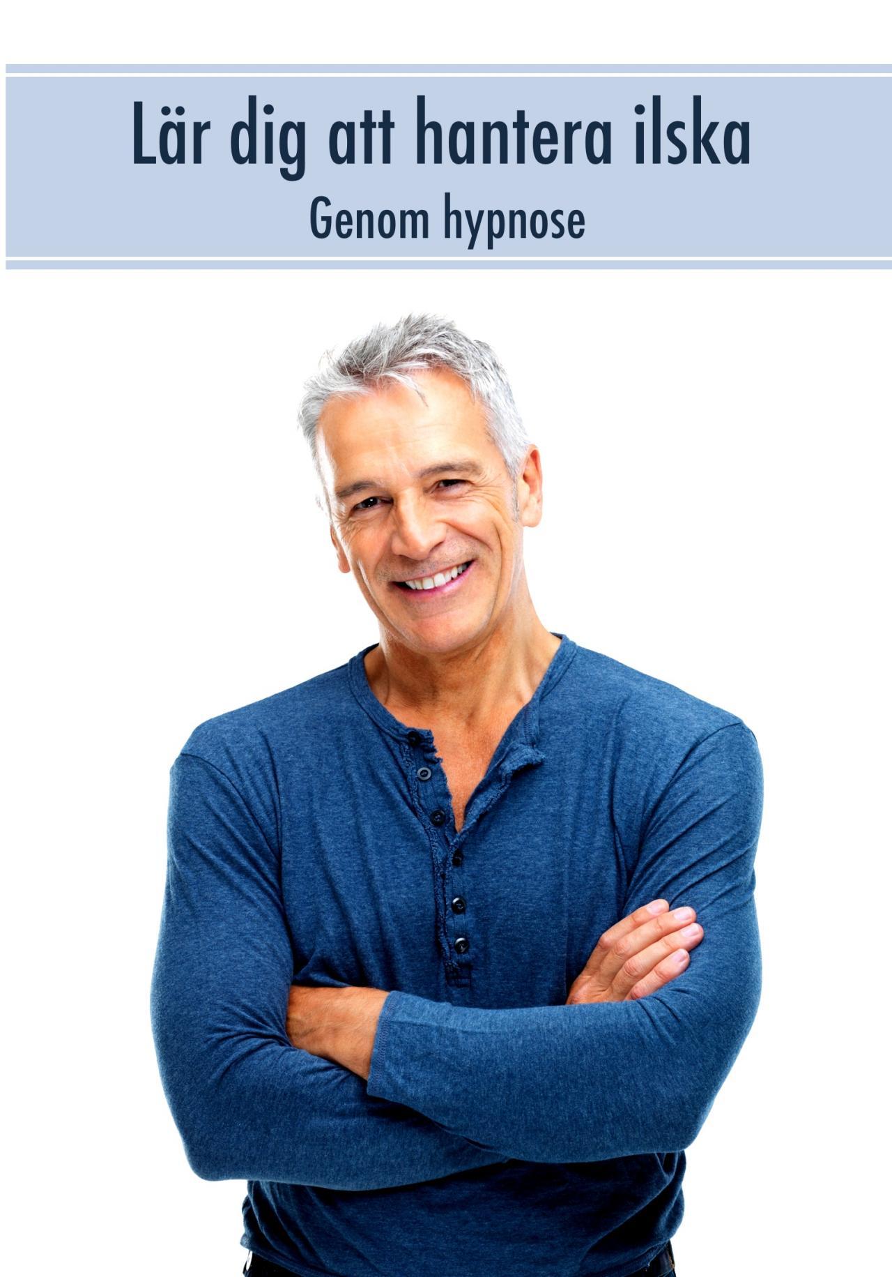 Böcker Lär dig att hantera ilska genom hypnos