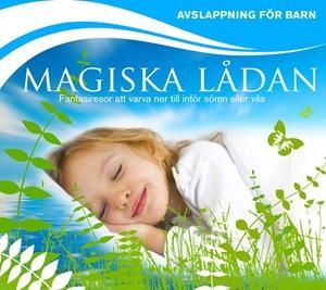 Barnböcker Den magiska lådan - Avslappning för barn