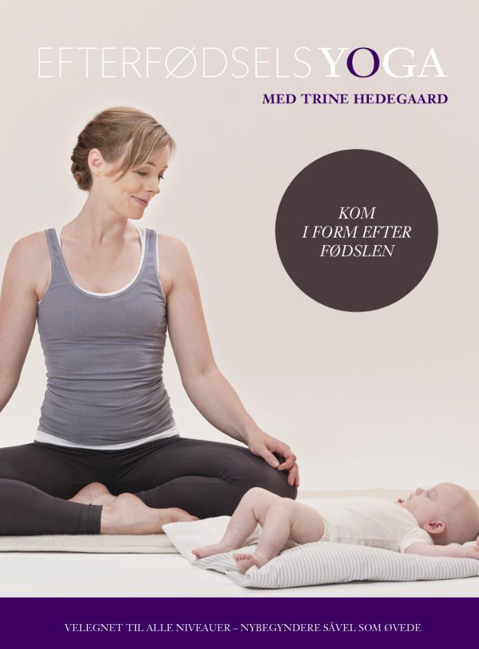 Böcker Yoga för Mammor - Efterfödselyoga